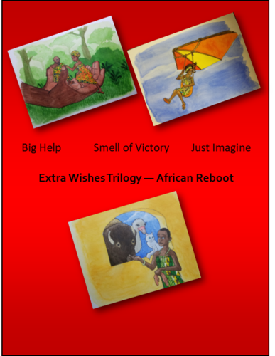 Africa-Based Trilogy - Coming Soon!
