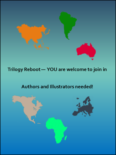 ALL Ethnic Groups Welcome! - Trilogy Project